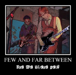 Few and Far Between