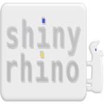 shiny rhino