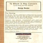 Don Rosler--Various Masters/Demos  Don Rosler