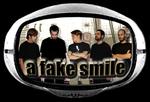 a fake smile
