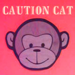 CAUTION CAT