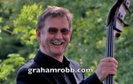 Graham Robb, Scottish bass player, MD, and composer.