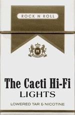 The Cacti Hi-Fi