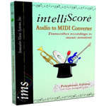 IntelliScore Polyphonic MP3 to MIDI Converter by Innovative Music Systems